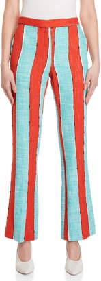 Ter Et Bantine Striped Bootcut Pants