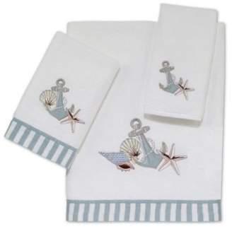 Anchor & Shells Bath Towel