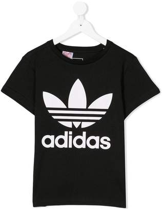 adidas Kids printed T-shirt