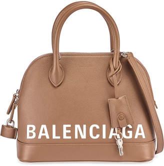 f54ddb3759 Balenciaga Ville Small AJ Calfskin Top-Handle Bag