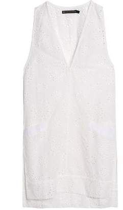 Vix Paula Hermanny Cecile Broderie Anglaise Cotton Coverup