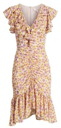 WAYF Daphine Midi Dress
