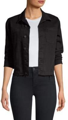 L'Agence Janelle Embellished Tiger Jacket