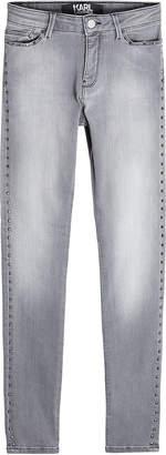 Karl Lagerfeld Rock Stud Jeans