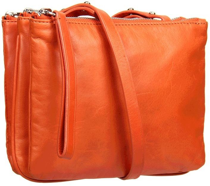 Pour La Victoire Arken Convertible Crossbody (Mandarin) - Bags and Luggage