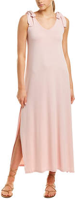 Anama High Slit Maxi Dress