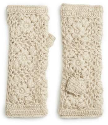 Women's Nirvanna Designs Crochet Handwarmers