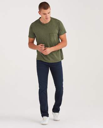 7 For All Mankind Luxe Sport Slimmy With Clean Pocket in Virtue