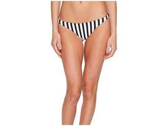 Amuse Society Lorena Skimpy Bottom Women's Swimwear