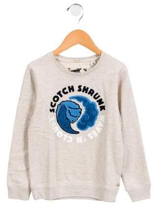 Scotch & Soda Boys' Graphic Sweatshirt w/ Tags