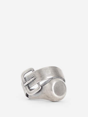 Goti SILVER DOUBLE RING