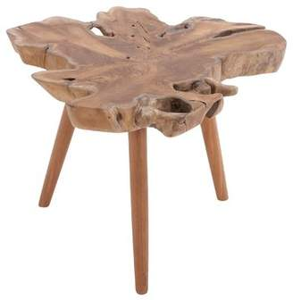 Union Rustic Nygaard Wood End Table