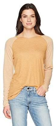 Pendleton Women's Shoulder Stripe Tee