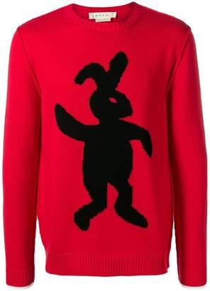 Marni Dance Bunny sweater