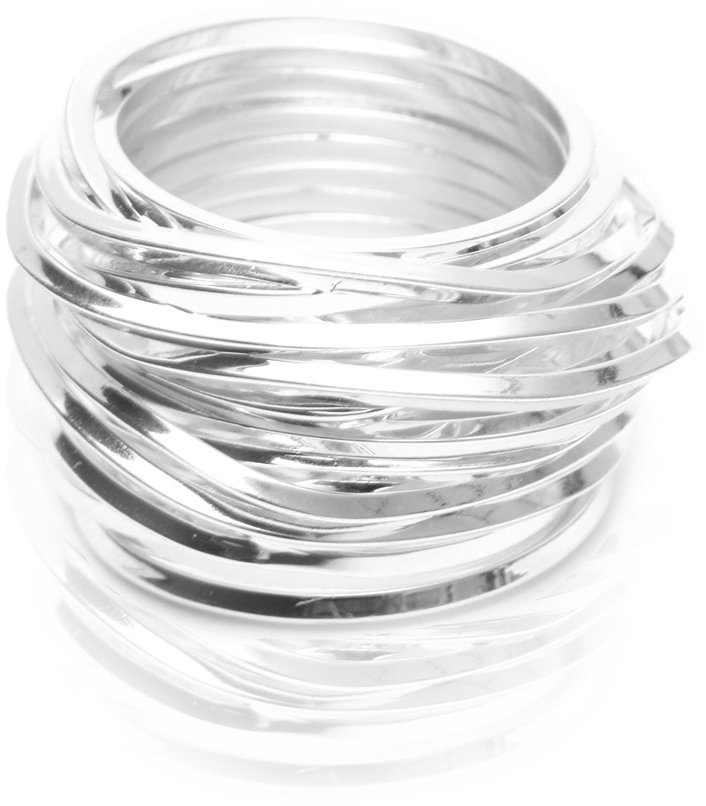 ASOS Wrapped Wire Detail Ring