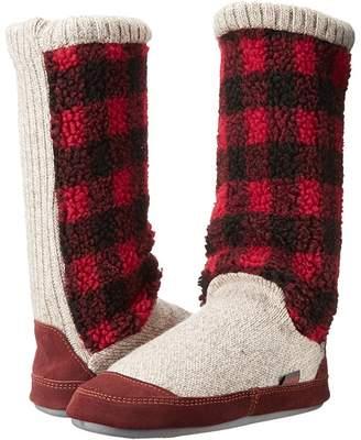 Acorn Slouch Boot Women's Slippers