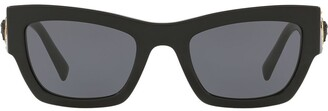 Versace Eyewear cat-eye frame sunglasses