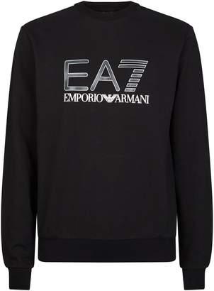 Giorgio Armani Ea7 Logo Sweater