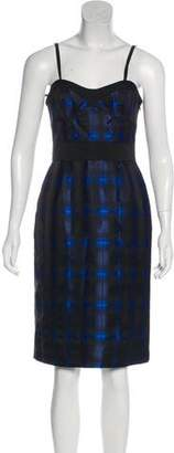 Diane von Furstenberg Little Ann Sleeveless Knee-Length Dress