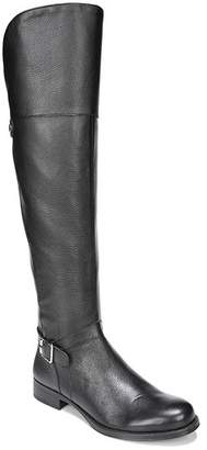 Naturalizer January Over-the-Knee Leather Boot - Wide Width Available