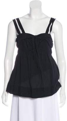 Marc by Marc Jacobs Sleeveless Bow-Accented Top
