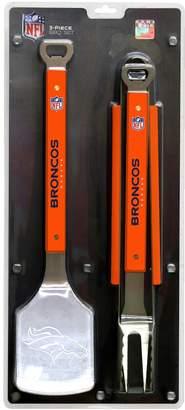 Denver Broncos 3-Piece Spirit Grilling Set