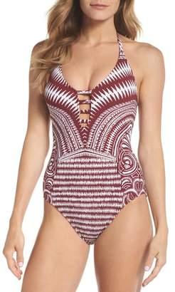 LaBlanca La Blanca Maori One-Piece Swimsuit