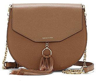Louise et Cie Jael Tasseled Cross-Body Bag $278 thestylecure.com