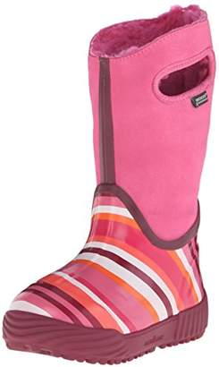 Bogs Prairie Stripes Waterproof Insulated Rain Boot