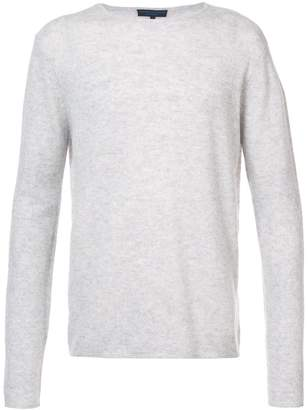 Pya crew-neck knitted sweater