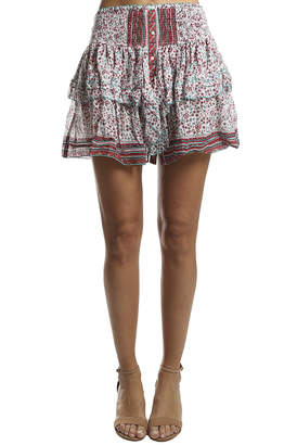 Warehouse Poupette St Barth Honey Mini Skirt