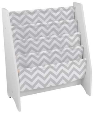 Kid Kraft Sling Bookshelf - Gray & White