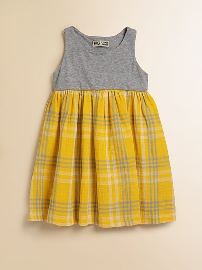 Ryder & James Toddler's & Little Girl's Kendal Cotton Dress