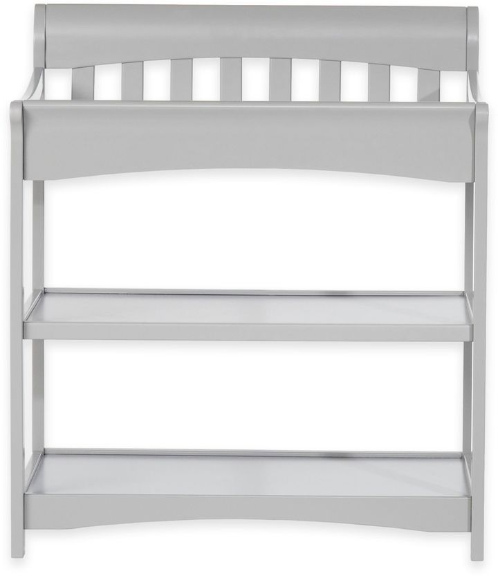 Child CraftChild CraftTM Coventry Changing Table in Cool Grey