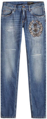 Dolce & Gabbana Jeans with Embellishment
