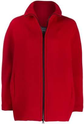 Gianluca Capannolo Iris zip up jacket