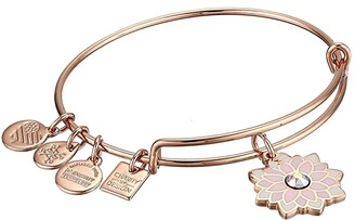 Alex and Ani Charity By Design, Water Lily Bangle