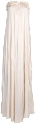 JUCCA Long dresses $212 thestylecure.com