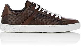 Tod's MEN'S LEATHER SNEAKERS