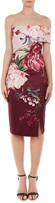 Ted Baker Irlina Serenity Off-the-Shoulder Dress