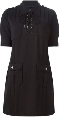 Marc by Marc Jacobs lace-up fastening dress