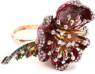 Betsey Johnson Flower Ring - Women's