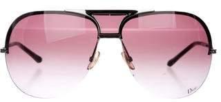 Christian Dior Chicago 2 Aviator Sunglasses