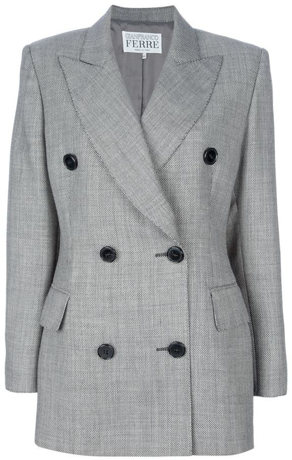 Gianfranco Ferre Vintage blazer and skirt suit