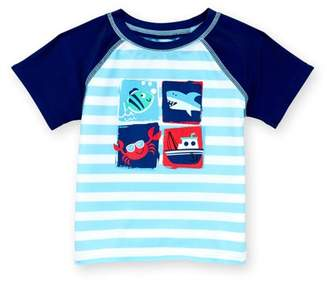 Healthtex Baby Boy Rashguard Swim Top