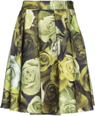 Moschino Knee length skirts - Item 35409650MP