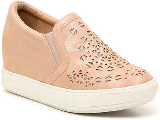 117025aa5b38 Wanted Ormond Wedge Slip-On Sneaker - Women s