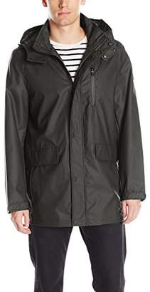 Nautica Men's Rain Slicker Jacket