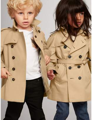 Burberry The Wiltshire Trench Coat , Size: 3Y