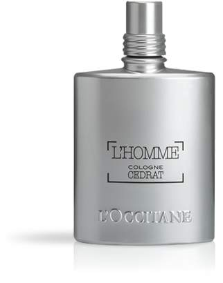 L'Occitane (ロクシタン) - セドラ オム オードトワレ|ロクシタン公式通販